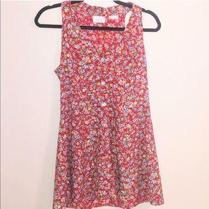 Vintage Moda International Button Down Dress